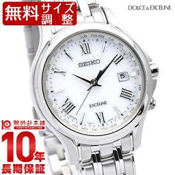 セイコー ドルチェ&エクセリーヌ 腕時計(レディース) セイコー ドルチェ&エクセリーヌ DOLCE&EXCELINE SWCW161 レディース【あす楽】