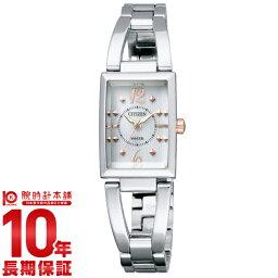シチズン ウィッカ 腕時計(レディース) 【ポイント10倍】シチズン ウィッカ wicca NA15-1561 [国内正規品] レディース 腕時計 時計