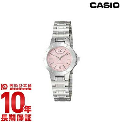 【店内最大41倍!&最大1500円OFFクーポン!21日10時から】カシオ CASIO スタンダード LTP-1177A-4A1JF [正規品] レディース 腕時計 時計(予約受付中)