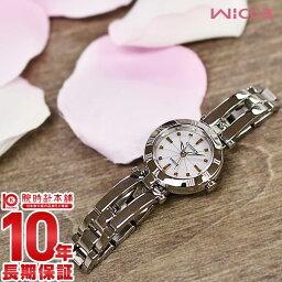 シチズン ウィッカ 腕時計(レディース) 【ポイント10倍】シチズン ウィッカ wicca NA15-1572C [国内正規品] レディース 腕時計 時計
