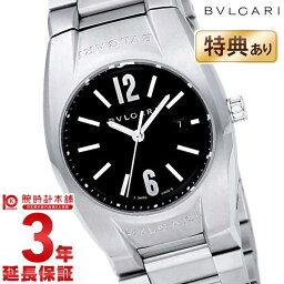エルゴン 【ショッピングローン12回金利0%】ブルガリ エルゴン BVLGARI ブラック EG30BSSD [海外輸入品] レディース 腕時計 時計