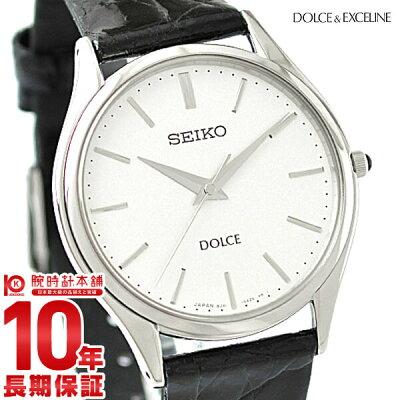 【店内ポイント最大43倍&最大2000円OFFクーポン!9日20時より】セイコー ドルチェ&エクセリーヌ DOLCE&EXCELINE SACM171 [正規品] メンズ 腕時計 時計【24回金利0%】