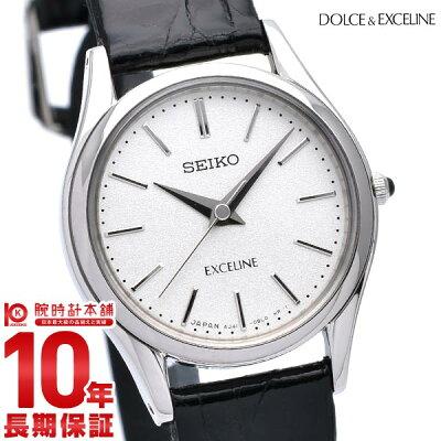 【ポイント最大13倍!19日23:59まで】セイコー ドルチェ&エクセリーヌ DOLCE&EXCELINE SWDL209 [正規品] レディース 腕時計 時計【24回金利0%】