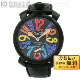 ガガ ミラノ 腕時計(メンズ) ガガミラノ GaGaMILANO PVD/Carbonio 5012.03S メンズ腕時計 時計