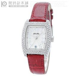 フォリフォリ 腕時計 フォリフォリ FolliFollie ストーン S922ZI SLV/RED [海外輸入品] レディース 腕時計 時計【あす楽】