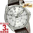 ハミルトン 腕時計 【ショッピングローン12回金利0%】ハミルトン カーキ HAMILTON アビエイションパイロット ミリタリー H64611555 [海外輸入品] メンズ 腕時計 時計