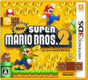 New スーパーマリオブラザーズ2 【3DS】Newスーパーマリオブラザーズ2