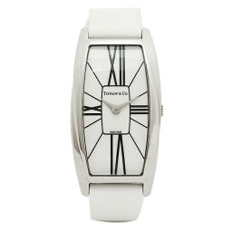 ティファニー 腕時計(レディース) ティファニー 時計 レディース TIFFANY&Co. Z6401.10.10A20A48A GEMEA 腕時計 ウォッチ ホワイト