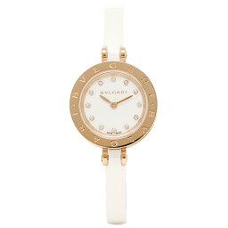 ビーゼロワン 腕時計(メンズ) ブルガリ 時計 レディース BVLGARI BZ23WSGCC/12-S B-ZERO1 ビーゼロワン 腕時計 ウォッチ ホワイト