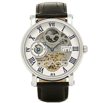 ゾンネ 時計 メンズ SONNE H013SV 腕時計 ウォッチ シルバー シルバー
