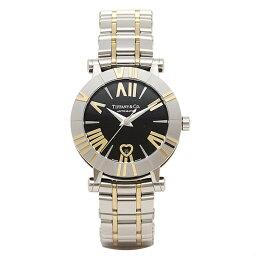 ティファニー 腕時計(レディース) ティファニー 時計 レディース TIFFANY&Co. Z1300.68.16A10A00A 自動巻 ATLAS 腕時計 ウォッチ ブラック