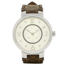 ルイヴィトン 腕時計(レディース) ルイヴィトン 腕時計 LOUIS VUITTON Q13MJB モノグラム シルバー