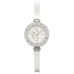 ビーゼロワン 腕時計(メンズ) ブルガリ 時計 レディース BVLGARI BZ22BDSS.M B-zero1 ビーゼロワン 腕時計 ウォッチ シルバー/ホワイトパール