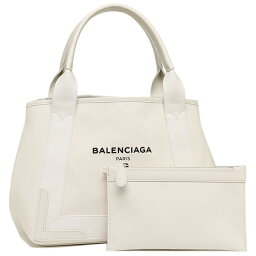 バレンシアガ トートバッグ(レディース) バレンシアガ トートバッグ レディース BALENCIAGA 339933 9DH1N 9090 ホワイト ブラック