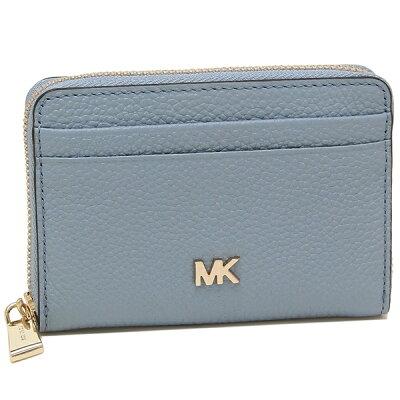 MICHAEL KORS コインケース カードケース レディース マイケルコース 32F8TF6Z0L 424 ブルー