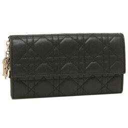 ディオール 長財布(レディース) Dior 長財布 レディース ディオール S0004 ONMJ 900 ブラック