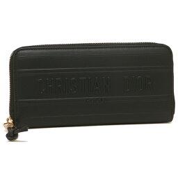 ディオール 長財布(レディース) Dior 長財布 レディース ディオール S5545 CGSB 900 ブラック