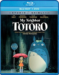 となりのトトロ DVD 送料無料 となりのトトロ 宮崎駿 ジブリの名作 お得なブルーレイ BD&DVD コンボボックス 北米版