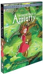 借りぐらしのアリエッティ DVD 借りぐらしのアリエッティ 劇場版 スタジオジブリ 新盤 【DVD】