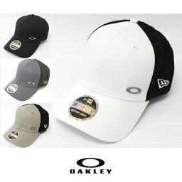 オークリー Oakley オークリー キャップNEWERAモデル 帽子 911548 ゴルフ oa235 ホワイト ブラック ネイビーなど