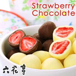 六花亭 チョコレート 六花亭 甘酸っぱさがおいしい ストロベリーチョコセット