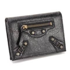 バレンシアガ BALENCIAGA 253050-D940T-1000バレンシアガ 名刺入れ カードケースNERO ブラック