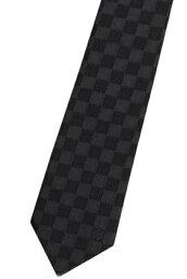 ルイヴィトン ネクタイ LOUIS VUITTON M78752ルイヴィトン クラヴァット・ダミエ クラシックノワール(ブラック)シルク(100%)ネクタイ 148×8cmLOUIS VUITTON 純正BOX & リボン