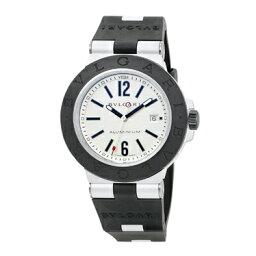 アルミニウム 腕時計(メンズ) BVLGARI AL44TAVDブルガリ腕時計ブルガリ ディアゴノ アルミニウム
