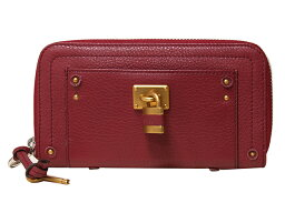 クロエ 財布(レディース) Chloe 7EPM02-7E422-593クロエ財布長財布(ラウンドファスナー)