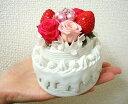 プリザーブドフラワー(フラワーケーキ) 【あす楽】プリザーブドフラワー 誕生日 バースデー フラワーケーキ 誕生日 花 プレゼント フラワーギフト誕生日プレゼント 女性 ケーキ バースデー 還暦祝い 米寿 喜寿