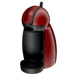 ネスカフェドルチェ コーヒーメーカー ネスレ MD9744-PR ワインレッド ネスカフェドルチェグスト ピッコロプレミアム [カプセル式コーヒーメーカー]
