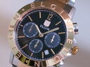 エルジン 腕時計(メンズ) エルジン ELGIN 腕時計 クロノグラフ メンズ FK1409PS-B