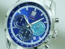 エルジン 腕時計(メンズ) エルジン ELGIN 腕時計 クロノグラフ メンズ FK1411S-BL