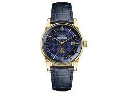 ヴィヴィアンウエストウッド ヴィヴィアン ウエストウッド VIVIENNE WESTWOOD オーブ メンズ 腕時計 VV065BLBL