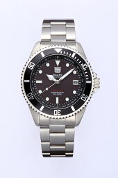エルジン 腕時計(メンズ) エルジン ELGIN 腕時計 NEWソーラー ダイバーズ メンズ FK1426S-B