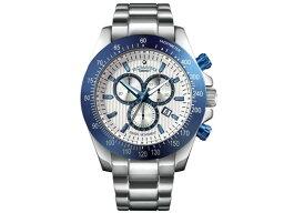 アルミニウム 腕時計(メンズ) ロマゴ デザイン ROMAGO DESIGN 腕時計 アルミニウム メンズ RM026-0288AL-BUSV