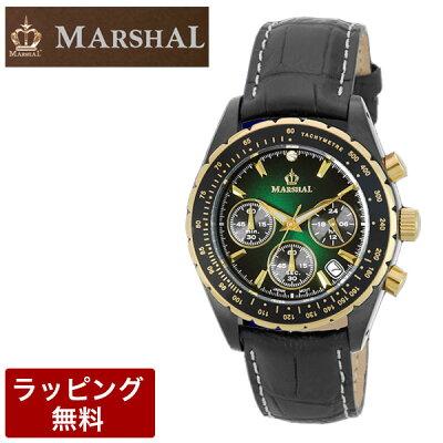 マーシャル 腕時計 MARSHAL メンズ 腕時計 MRZ001-LBGR