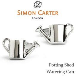 サイモン・カーター(カフス) 【SIMON CARTER】Potting Shed   Watering Can/ジョウロ カフリンクス真鍮 モチーフ【02P03Dec16】 fs04gm