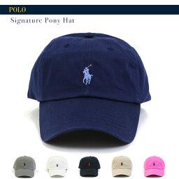 ラルフローレン ポロ ラルフローレン キャップ ワンポイント シグネチャーポニーハット Polo by Ralph Lauren Pony Baseball Cap US