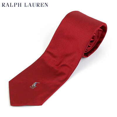 "POLO by Ralph Lauren ""PONY"" Necktie US ポロ ラルフローレン ネクタイ"