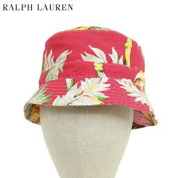 ラルフローレン ポロ ラルフローレン アロハプリント バケット ハット Polo by Ralph Lauren Aloha Bucket Hat US