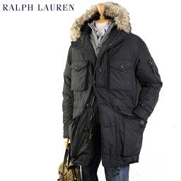 ラルフローレン POLO by Ralph Lauren Men's Ranger Down Parka USポロ ラルフローレン ファー付きフードの ダウンジャケット SALE