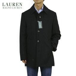 ラルフローレン LAUREN by Ralph Lauren Men's Melton Overcoat US ポロ ラルフローレン メルトン カーコート オーバーコート