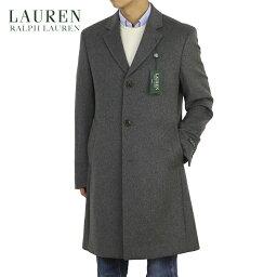 ラルフローレン LAUREN by Ralph Lauren Men's Melton Chester Coat US ローレン ラルフローレン ウール カーコート チェスターコート