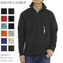 ラルフローレン ポロ ラルフローレン メンズ ハーフジップ プルオーバー 無地 スウェット POLO Ralph Lauren Men's French-Rib 1/2 Zip Pullover Sweater US