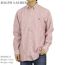 """ラルフローレン Ralph Lauren Men's """"CUSTOM FIT"""" Oxford B.D.Shirts US ポロ ラルフローレン ボタンダウン 長袖シャツ"""