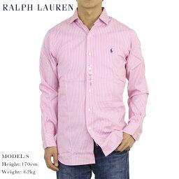 """ラルフローレン ポロ ラルフローレン スリムフィット ワイドカラー ストライプ ドレス 長袖シャツ POLO Ralph Lauren Men's """"SLIM FIT"""" B.D.Shirts US"""