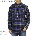 """ラルフローレン ポロ ラルフローレン ボタンダウン 長袖シャツ クラシックフィット チェック POLO Ralph Lauren Men's """"CLASSIC FIT"""" B.D.Shirts US"""