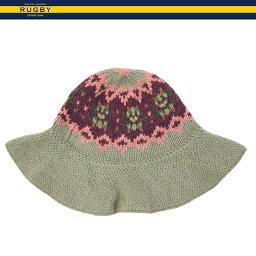 ラルフローレン WOMEN RUGBY by Ralph Lauren Fairisle Bucket Hat ラグビー レディース ニット帽 ハット
