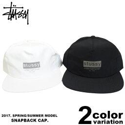 ステューシー ステューシー STUSSY キャップ スナップバック Reflective Tape Snapback Cap (2色) [131693] 【STUSSY stussy キャップ スナップバックキャップ 帽子 新品 メンズ アメカジ】【あす楽対応】